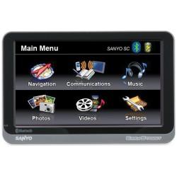 Sanyo Easy Street NVM-4370 GPS Navigator
