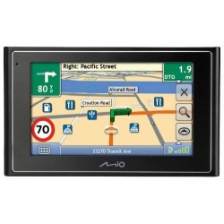 Mio MOOV 310 4.3-Inch Portable GPS Navigator