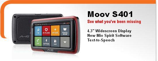 Mio Moov S401 4.3