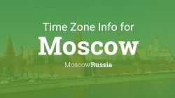 Time zones in Russia image