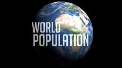 Population of world countries by country image